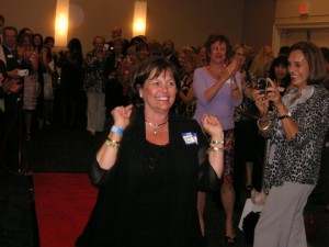 Elizabeth Walks the RED CARPET in Orlando!