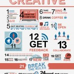 29 Ways to Stay Creative!